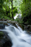 Waterfall 6 stock image