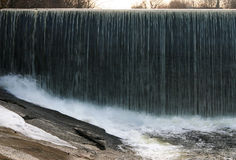 Waterfall. Image of a waterfall Royalty Free Stock Photo