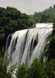 Waterfall. S in the guizhou huangguoshu park Royalty Free Stock Images