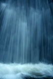 Waterfall abstraction Royalty Free Stock Images