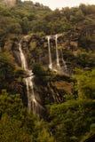 Waterfall Acqua Fraggia Italy Royalty Free Stock Photo