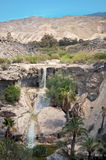 Waterfall in Almeria Royalty Free Stock Image