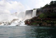 Waterfall in America Stock Photos
