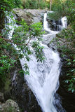 Waterfall in the area of Mourne Mountains royalty free stock photo