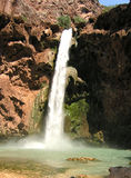 Waterfall, Arizona Royalty Free Stock Photography
