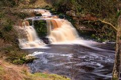 Waterfall At Crammel Linn Royalty Free Stock Photos