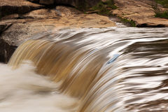 Waterfall in Australia Royalty Free Stock Photo
