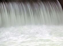 Waterfall background Stock Image