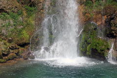 Waterfall background Royalty Free Stock Photography