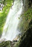 Waterfall of Bad Urach, Germany Stock Photo