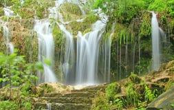 Waterfall of Bad Urach, Germany Stock Image
