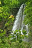 Waterfall of Bad Urach, Germany Royalty Free Stock Photo