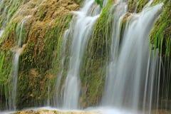 Waterfall of Bad Urach, Germany Stock Photography