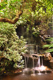 Waterfall. stock photo