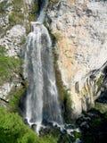 Waterfall. Beautiful Waterfall In Rodnei  Mountains Romania Stock Image