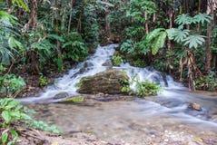 Waterfall beautiful in southeast asia. Stock Image