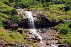 Waterfall, Bhaja, Maharashtra, India Royalty Free Stock Photos