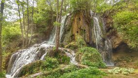 Free Waterfall Bigar Royalty Free Stock Photo - 117590915