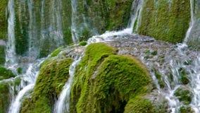 Waterfall Bigar, Romania 5 stock video footage