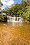 Waterfall in Blue Mountains, Australia Stock Photos
