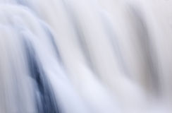 Waterfall Blur Royalty Free Stock Photo