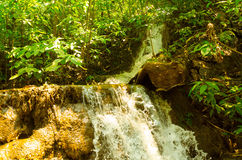 Waterfall in Bonito Stock Image