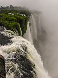 Waterfall in Brazil Royalty Free Stock Images