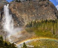Waterfall British Columbia Canada Stock Photos