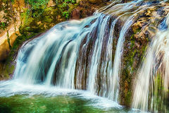 Waterfall in Bulgaria Royalty Free Stock Images