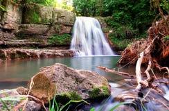 Waterfall, Bulgaria stock photos
