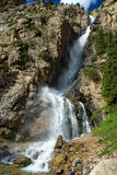 Waterfall Burkhan-Bulak Stock Images