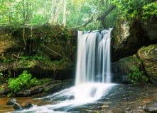 Waterfall in Cambodia Royalty Free Stock Photos