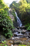 Waterfall. Captured during hike to the Lost City Stock Photos