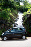Waterfall Car Stock Images