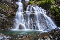 Waterfall and cascade Stock Images