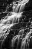 Waterfall cascade Stock Images