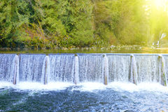 Waterfall cascade Royalty Free Stock Photos