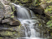 Waterfall Central Park Royalty Free Stock Photos