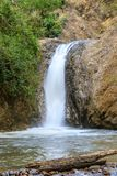 Waterfall in Chae Son National Park, Lampang, Thailand.  stock images