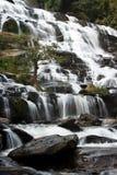 Waterfall at Chaingmai , Thailand Royalty Free Stock Photos