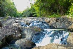 Waterfall at Chaiyaphum , Thailand 3 Stock Photo