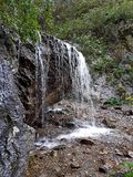 Waterfall Chech-Kysh Royalty Free Stock Images