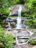 Waterfall chiang mai doi suthep Stock Image