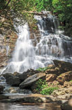Waterfall. In Chiang Mai National Park Royalty Free Stock Images