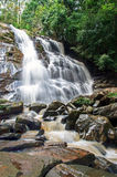 Waterfall. In Chiang Mai National Park Stock Photography