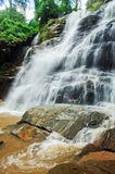 Waterfall. In Chiang Mai National Park Royalty Free Stock Image