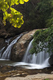 Waterfall in Chiang Mai Royalty Free Stock Photography