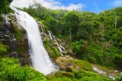 Waterfall in Chiangmai Thailand Stock Image
