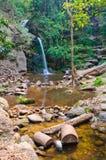 The  waterfall in Chiangmai , Thailand. Stock Photo