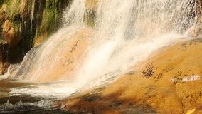 Sai Yok Noi Waterfall stock footage